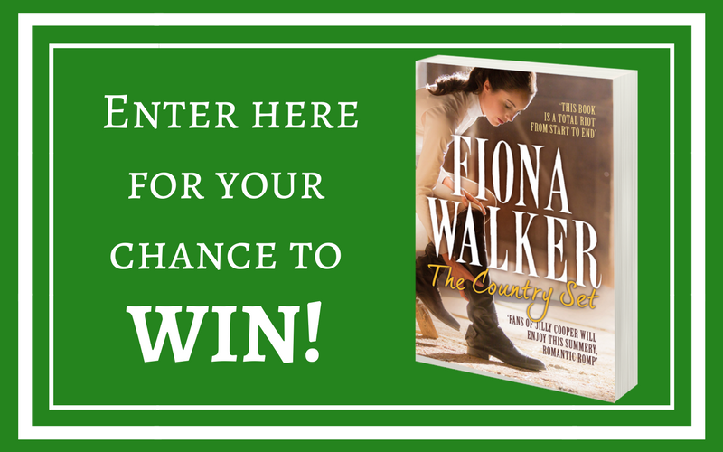 Enter for your chance to win The Country Set by Fiona Walker