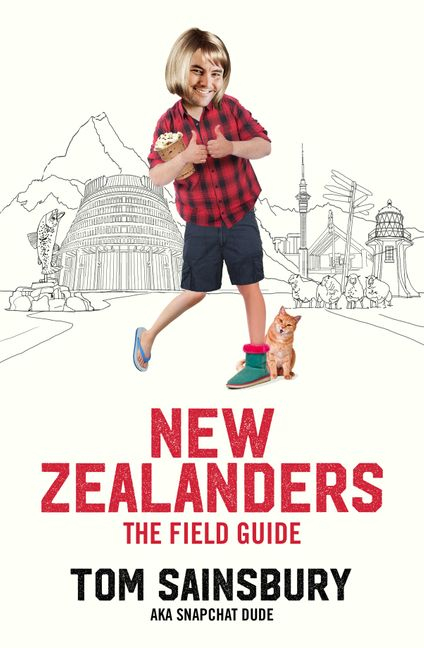 New Zealanders Field Guide